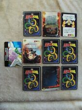 Dragonball Z Ccg  10 cards Hero collection & regular 2000,2001,2003