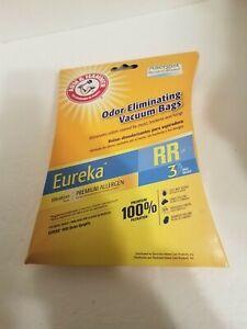Eureka RR Arm & Hammer Odor Eliminating Premium Allergen Vacuum Bags 2 Bags
