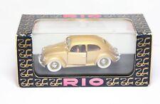 RIO No 108 Volkswagen Millionth Beetle 1955 In Its Original Box - Mint Model