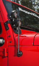 Rugged Ridge Jeep Wrangler JK & Unlimited 07-17 Antenna Reflex 13 inch 17212.10