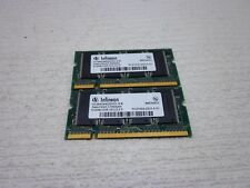 1GB  512MBx2 PC2700 DDR333 SODIMM 333Mhz 200PIN Laptop Notebook Memory