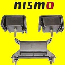 Nismo Engine Motor Mounts Set for Nissan Skyline GTR RB26 RB26 R32 R33 C34 GTS4