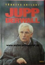 Türkiye Anilari - Jupp Derwall 1993 Fußball Galatasaray Spor Kulübü Istanbul