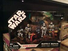 Star Wars The Clone Wars BETRAYAL ON FELUCIA Battle Pack MISB Army Troop Build