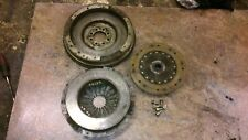 VOLVO 240 740 2.3 B230 2 PIECE CLUTCH KIT + FLYWHEEL 64K