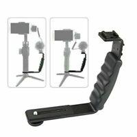 For DJI OSMO Mobile 2/Zhiyun Smooth 4  Gimbal Hand Grip L Bracket Mount Holder