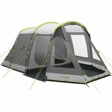 Easy Camp Huntsville 400 Outdoor Travel Camping Tent for 4 Person Waterproof