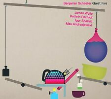 BENJAMIN SCHAEFER - QUIET FIRE  CD NEU