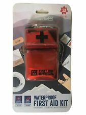 Avalanche Waterproof Compact First Aid Kit Bright Orange 30 Pc