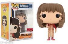 Doctor Who Sarah Jane Smith Pop! Funko television BBC Vinyl figure n° 298