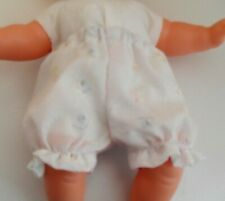 """12""""  BLOOMERS DOLLS CLOTHES OUTFIT HANDMADE TO FIT 30CM DOLL"""