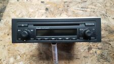 2006 AUDI A4 B7 CONCERT RADIO CD PLAYER WITH CODE 8E0035186D