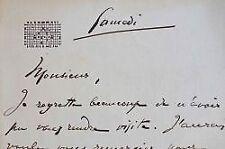 Le violoniste Henri Marteau triomphe avec le concerto de Théodore Dubois.