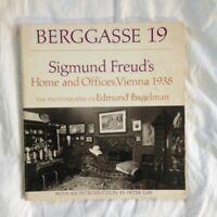 BERGGASSE 19 Sigmund Freud's Home and Offices VIenna 1938 EDMUND ENGELMAN PHOTOS