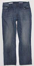 MINT Gap 1969 Standard Straight Blue Jeans MENS 36 x 32 Blackshear Gray Tint