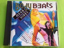 BODY BEATS - MEGA VIBES - CD