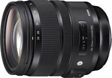 Sigma Art 24-70mm 2.8 DG OS HSM für Canon EF (576954) Objektiv