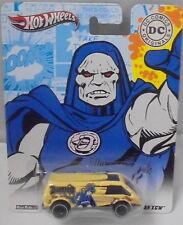 KKar Hot Wheels - 2011 Pop Culture - DC Comics - Dream Van XGW - Tan - Darkseid