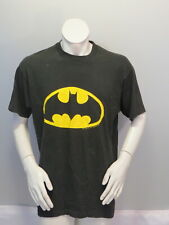 Vintage Batman Shirt - Early 1990s Classic Logo by Novel Teez - Men's XL