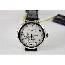 Orologio Eberhard 8 giorni ref. 21017.6 cinturino pelle numeri romani