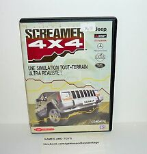 JEU PC SCREAMER 4X4