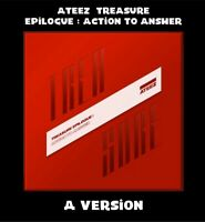ATEEZ - TREASURE EPILOGUE : ACTION TO ANSWER VERSION A - KPOP NEW SEALED ALBUM