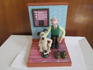 Wallace and Gromit Animated Clock