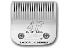 Laube CX Steel Dog Grooming Clipper Blade #4F  Fits Standard Andis, Oster, Wahl