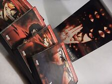 Hellsing TV Vol 1,2,3,4 - Complete Collection - Anime DVD Geneon Signature