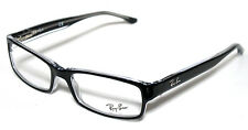 RAY BAN 5114 52 2034 POLISHED BLACK OCCHIALE VISTA EYEWEAR NERO GAFAS