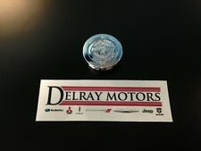 CHROME CENTER CAP CHRYSLER 300/ PT CRUISER/ PACIFICA/ TOWN & COUNTRY. BRAND NEW!