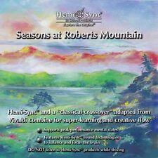 Seasons at Roberts Mountain de Hemi Sync, CD bien etre, super-apprentissage