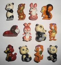 Kinder monobloc Haupt & Neben série complète Tao Tao und seine Freunde 1984