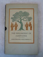THE PHILOSOPHY OF CONFUCIUS Peter Pauper in Slipcase