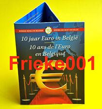België - Belgique - 2 euro 2012 comm in blister.(10 jaar euro cash)
