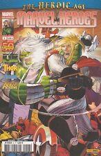 MARVEL HEROES N° 6 Marvel France 3ème Série Panini Comics