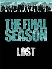 Lost: Season 6 - Final Season, Good DVD, Jorge Garcia, Terry O'Quinn, Naveen And