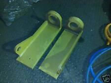 Matbro telehandler cone type quick hitch hook set