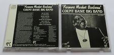 Count Basie Big Band - Farmers Market Barbecue JAPAN CD J33J 20056