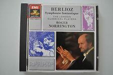 Berlioz: Symphonie fantastique - Roger Norrington - EMI CD Swindon UK no ifpi