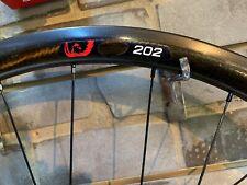Zipp 202 Firecrest Rear Wheel- Clincher 11sp