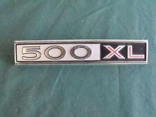 NOS 1966 Ford Galaxie & Fairlane 500 XL Ornament OEM FoMoCo