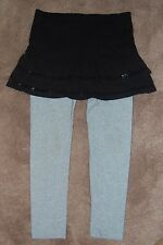 GIRL'S  2-IN-1 Circo  RUFFLE SKIRT WITH ATTACHED LEGGING  Size Medium (7/8)