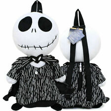 "Disney Nightmare Before Christmas Jack 19"" inches Plush Doll Backpack NEW tags"