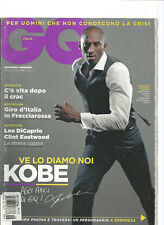 GQ Italia Revista GENTLEMEN'S Quarterly No 146 Noviembre 2011