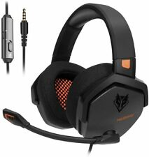 NUBWO PS4 Headset Xbox one Stereo Gaming Headphone with Noise Cancelling with in