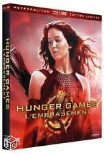 Hunger Games l'Embrasement 3 Blu Ray   2 DVD NEUF
