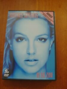 Britney Spears - In the Zone VG (CD & DVD R0 PAL 2004)