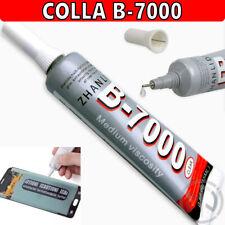COLLA B-7000 per Riparazione schermo cellulare Frame LCD - 15ml Trasparente