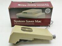 Kensington System Saver Mac External Cooling Fan Vintage Apple Macintosh Plus